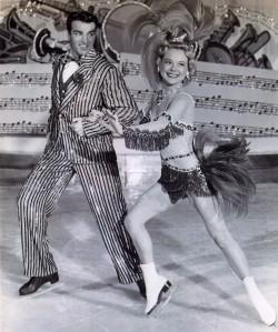 John Walsh & Sonia Henie
