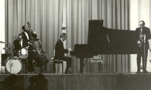 Joe Morello with Dave Brubeck Quartet