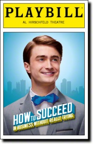 How to Succeed Playbill