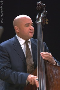 Jazz bassist Peter Washington
