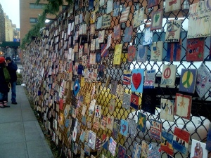 9-11 Memorial Greenwich Village