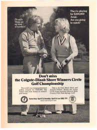 Colgate Dinah Shore Winner's Circle Ad